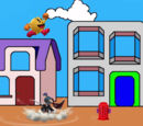 Pac-Land (Super Smash Bros.)