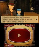 Professor Layton vs. Phoenix Wright screenshot 50