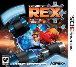 Gen-rex 3ds fob boxart