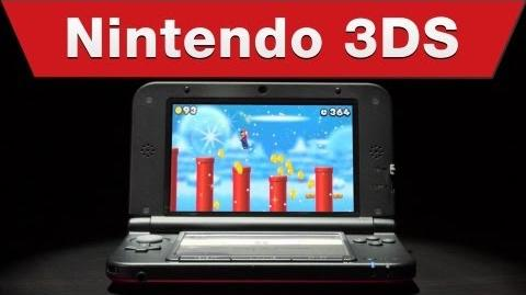 Nintendo 3DS XL - Comparison Video
