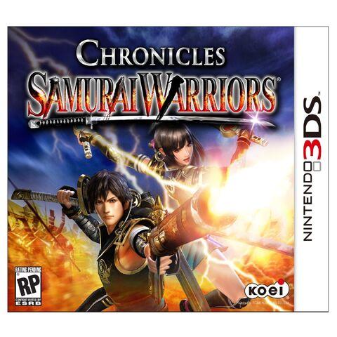 File:Samurai Warriors Chronicles cover.jpg