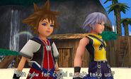 Kingdom Hearts 3D screenshot 140