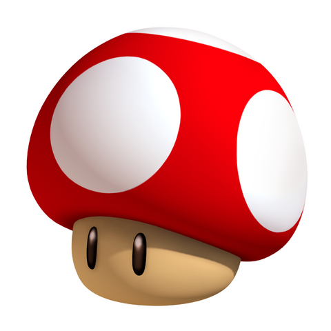 File:Super Mushroom (Super Mario 3D Land).png