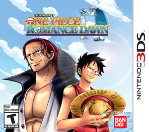 One Piece Romance Dawn box art