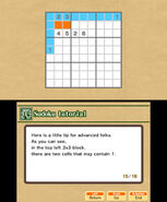 Sudoku by Nikoli Screenshot 5