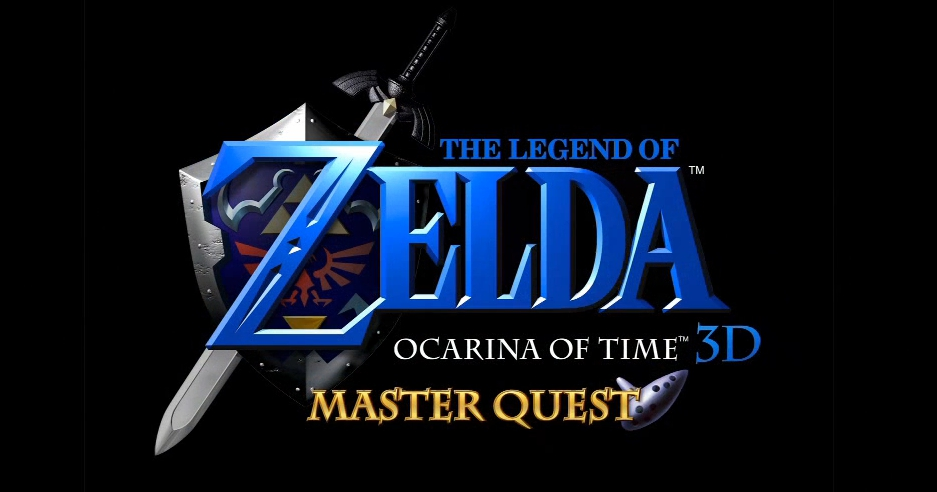 image - the legend of zelda ocarina of time 3d master quest