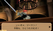Professor Layton vs Ace Attorney screenshot 34