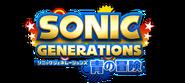 Sonic Generations Japanese logo