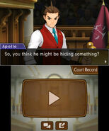 Ace Attorney 5 screenshot 30