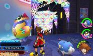 Kingdom Hearts 3D screenshot 20