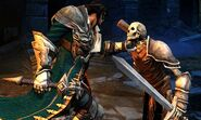 Castlevania Mirror of Fate screenshot 2