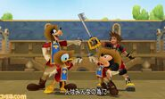 Kingdom Hearts 3D screenshot 76