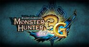 Monster Hunter Tri G logo