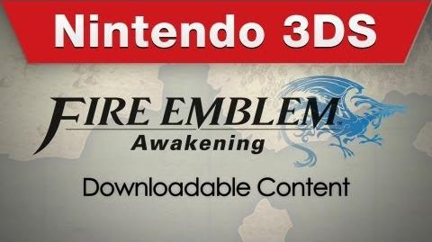 Fire Emblem Awakening - Downloadable Content