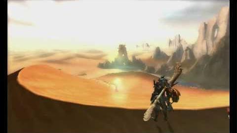 Monster Hunter 4G - Teaser trailer