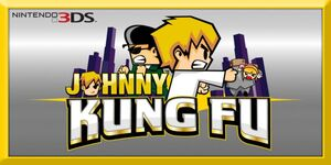 Johnny Kung Fu logo