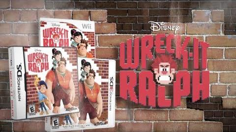 Wreck-It Ralph - Teaser