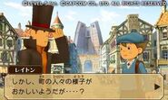 Professor Layton vs Ace Attorney screenshot 25