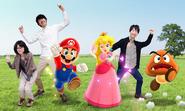 Photos with Mario screenshot 1