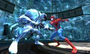 Spider-Man Edge of Time screenshot 3