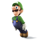 Luigi - Super Smash Bros.