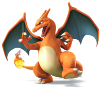 Charizard - Super Smash Bros.