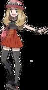 Serena - Pokémon X and Y