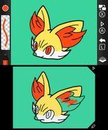 Pokémon Art Academy screenshot 6