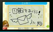 Swapnote screenshot 1