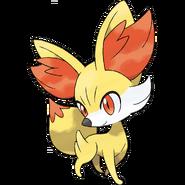 Fennekin - Pokémon X and Y