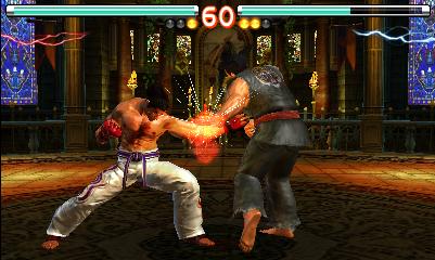 File:Tekken 3D Prime Edition screenshot 1.png