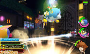 Kingdom Hearts 3D screenshot 21