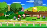 Paper Mario Sticker Star 7