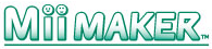 File:Mii Maker logo.png