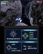 Star Fox 64 3D screenshot 2