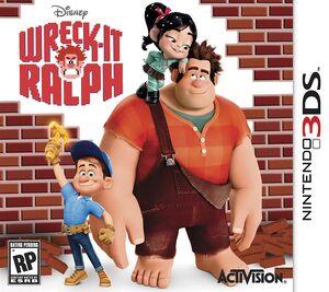 Wreck-It Ralph box art