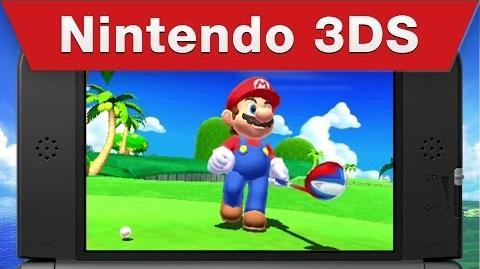 Mario Golf World Tour - Nintendo Direct 2.13