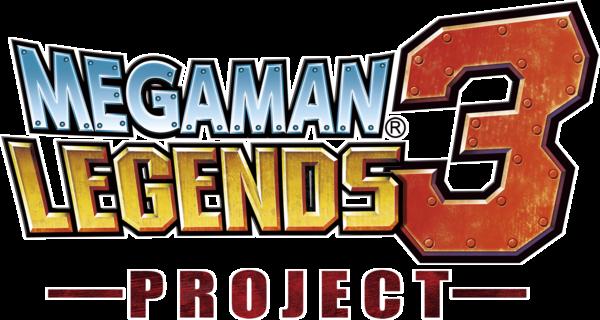 File:Mega Man Legends 3 Project logo.png
