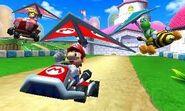 Fly away Mario