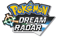 Pokemon Dream Radar logo