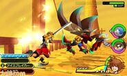 Kingdom Hearts 3D screenshot 63