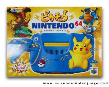 Nintendo-64-Pikachu-Edition-Jap
