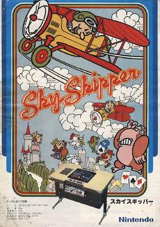 Sky Skipper flyer