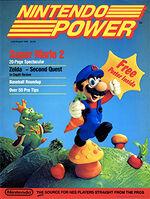 First Nintendo Power
