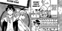 Nisekoi (Special Chapter)