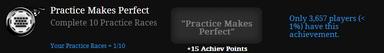 Practicemakes