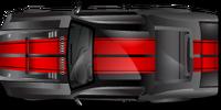 '67 Shellback GT-500