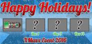 Xmaxx event 2016 screen