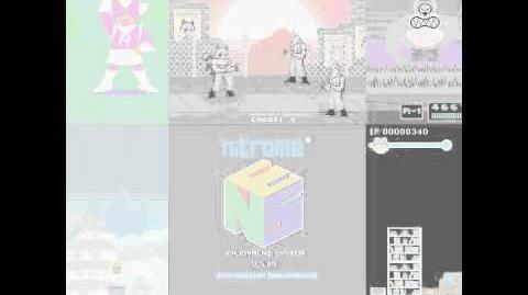 Nitrome avatars - Cave Chaos 2 monster (NES skin)