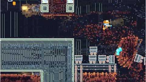 Nitrome avatars - Canary (Cave Chaos Miner avatar)